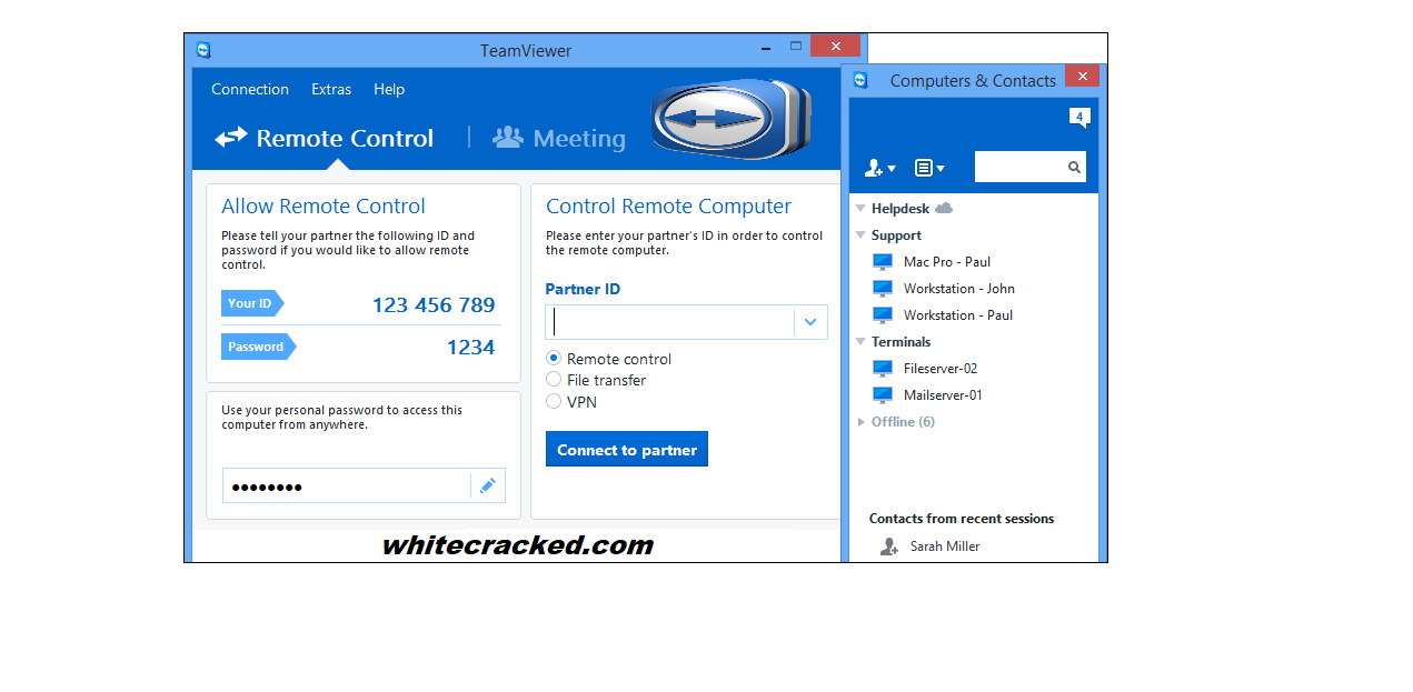 TeamViewer Torrent With Full Registration Key