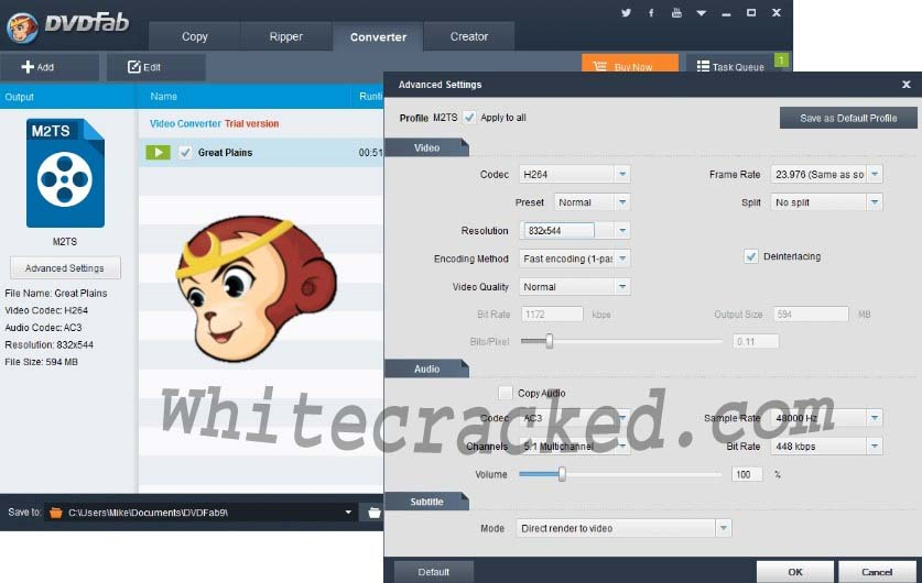 DVDFab Pro Crack Latest Version