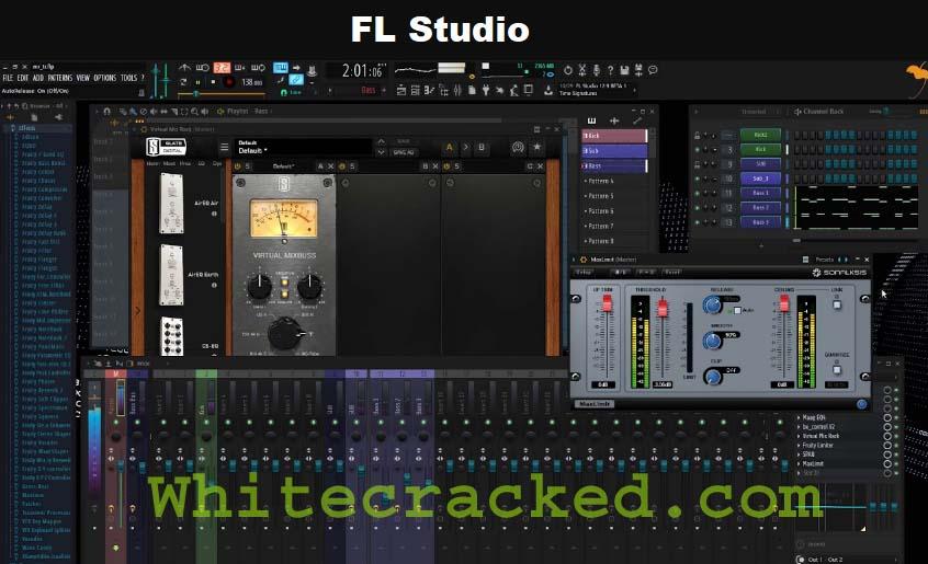 FL Studio Crack Full Latest Version