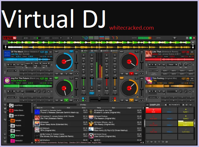 Virtual DJ Full Version