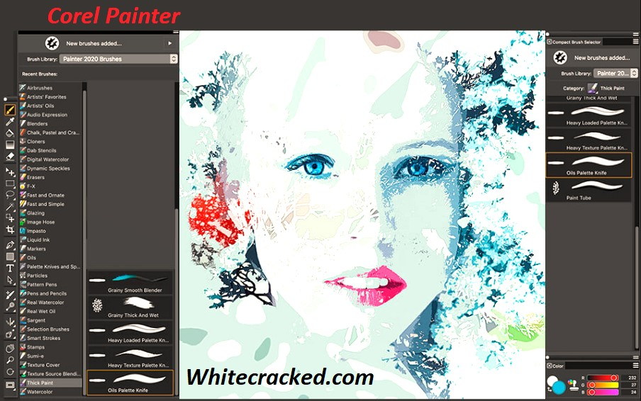 Corel Painter Pro Keygen