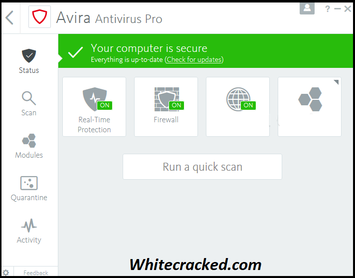 Avira Antivirus Pro Torrent
