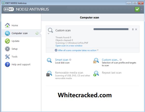 NOD32 Antivirus Torrent License Key