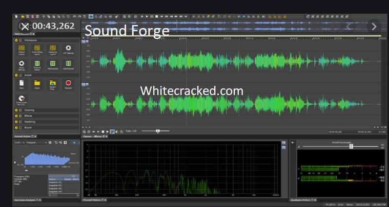 Sound Forge Key